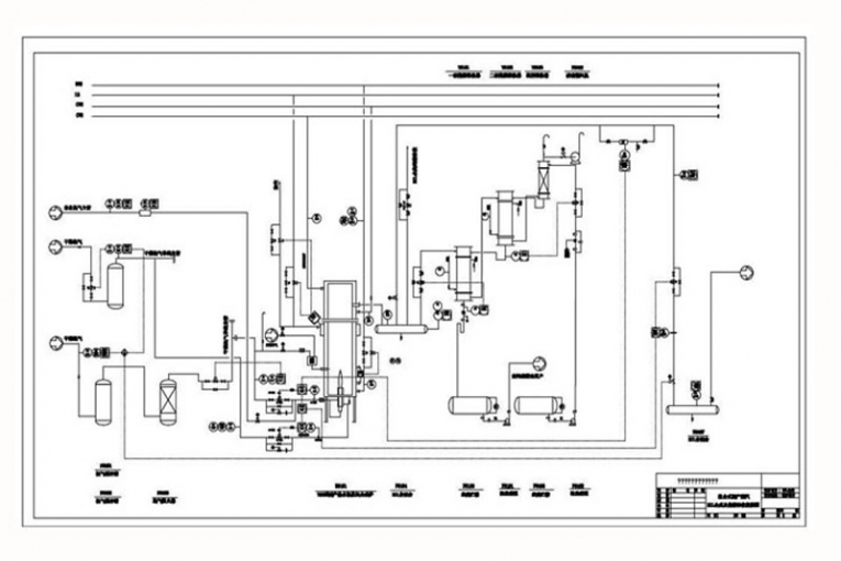 HCI synthesis system