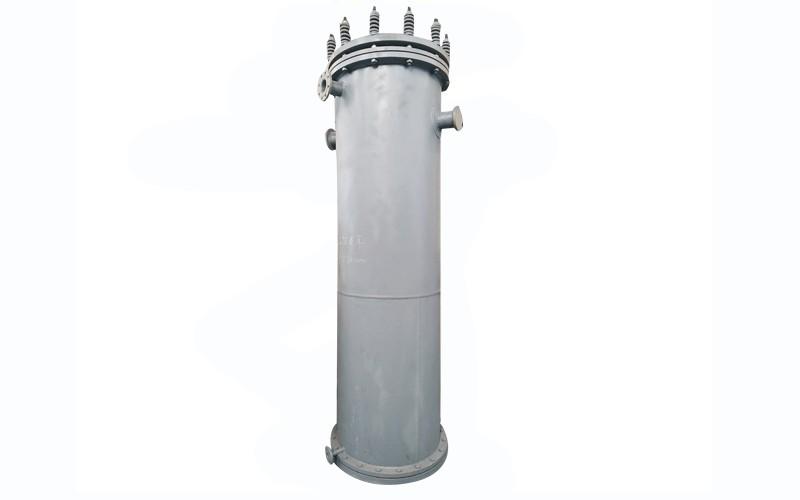 块孔式换热器